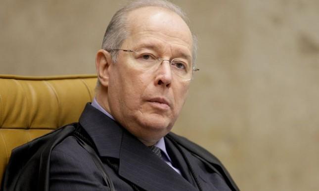 Ministro Celso de Mello em sessão plenária  (Foto: Fellipe Sampaio / SCO  /STF)