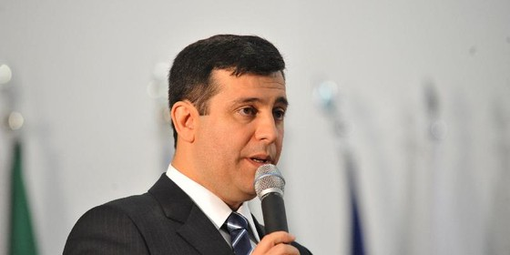Leandro Daiello, diretor da Polícia Federal (Foto: Elza Fiuza/ABr/ Agência Brasil)
