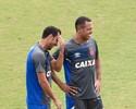 Preparador diz que clássico é cedo para Luis Fabiano estrear pelo Vasco