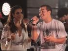 Thiago Martins toca no trio de Ivete Sangalo (Derick Abre / AgNews )