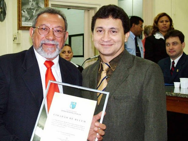 Alfredo Costa já foi vereador de Belém por três mandatos. Atualmente ocupa o cargo de deputado estadual (Foto: Divulgação/Alfredo Costa)