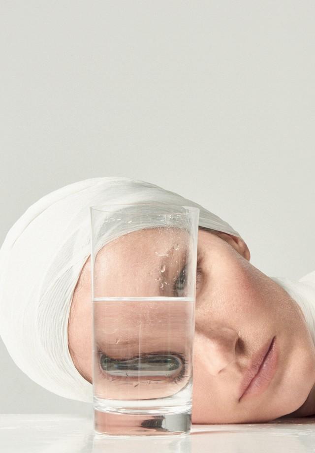 Gisele Bündchen na edição de 40 anos da Vogue Brasil (Foto: Zee Nunes/Arquivo Vogue)