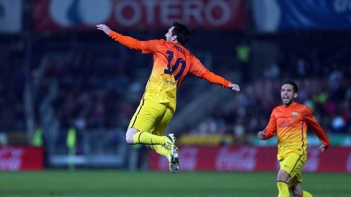 Messi 300 gols