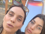 Joana Balaguer posa com a mãe e fãs ficam impressionados: 'Idênticas'