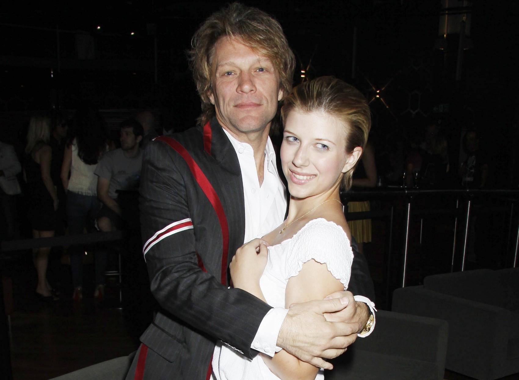 Em novembro de 2012, quando tinha 19 anos, Stephanie Bongiovi, filha do roqueiro Jon Bon Jovi, sofreu uma overdose de heroína em seu dormitório na universidade. (Foto: Getty Images)