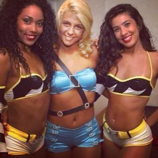 Rosiane Pinheiro, Carla Perez e Scheila Carvalho (Foto: Reprodução / Instagram)