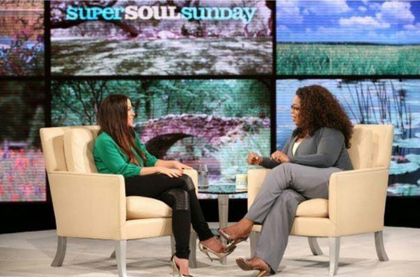 Alanis Morissette e Oprah Winfrey (Foto: Reprodução/ Instagram)