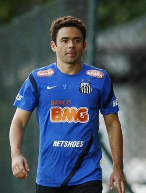 Juan treino Santos (Foto: Ricardo Saibun/Divulgação Santos FC)