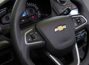 Chevrolet Agile  (Foto: Divulgação)