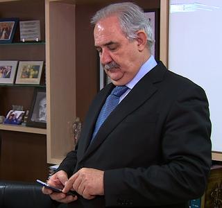Nilton Macedo Machado Avaí (Foto: Reprodução/RBS TV)