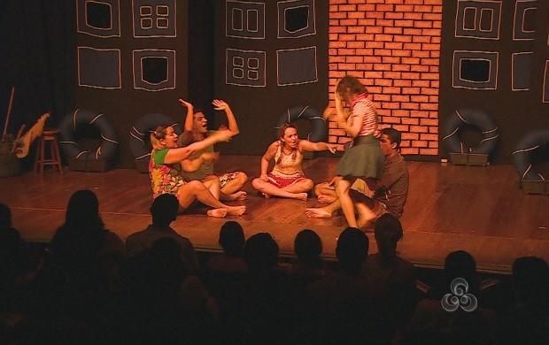 Programação do Sesc Amazônia das Artes vai até o dia 12 de maio (Foto: Rondônia TV)