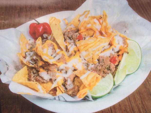 Nachos com chilli do Mexicano Loko (Foto: Paola Fajonni/G1)