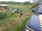 Idoso de 62 anos morre após caminhonete capotar no RS