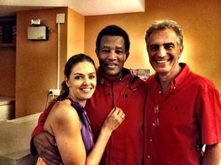 Bianca Rinaldi faz homenagem a Jair Rodrigues no Facebook (Foto: Reprodução/Facebook)