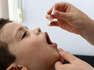 Doses contra sarampo e pólio serão aplicadas até o dia 28 de novembro  (Foto: Divulgação / Prefeitura de Curitiba )