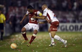 Por primeiro título internacional, Santa Fe e Huracán decidem Sul-Americana