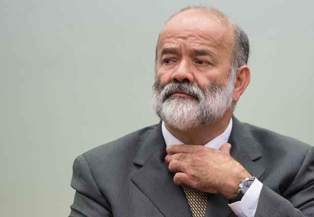 O ex-tesoureiro do PT João Vaccari Neto  (Foto: Marcelo Camargo/Agência Brasil)