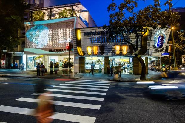 Loja conceito da Riachuelo em Ipanema (Foto: Divulgação)