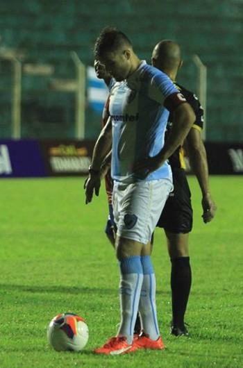 Bruno Batata Londrina (Foto: Wellington Ferrugem/Londrina Esporte Clube)