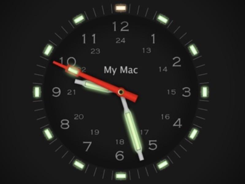 Atomic alarm clock —программа преображающая ваши часы, добавляющая им функциональности и привлекательности.