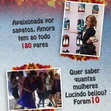 Curte curiosidades? Confira alguns números da novela (Sangue Bom / TV Globo)