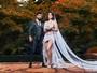 Casamento de Laura Keller terá bolo de seis andares e bufê japonês