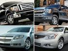 Vendas de automóveis nos Estados Unidos sobem 2,3% em abril