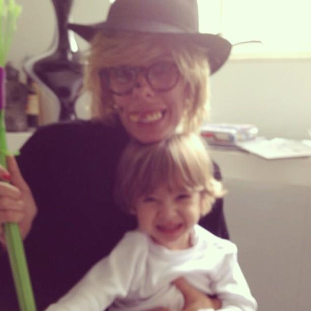 Adriane Galisteu, filho  (Foto: Instagram / Reprodução)