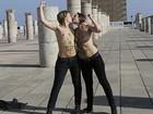Ativistas do Femen são presas por topless em local de culto no Marrocos