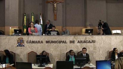 Câmara de Vereadores de Aracaju aprova congelamento do IPTU