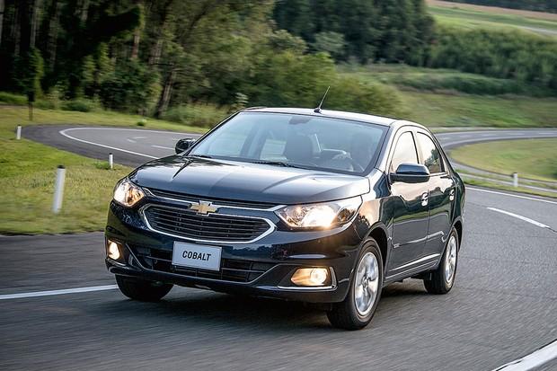 Chevrolet Cobalt Elite (Foto: Divulgação)