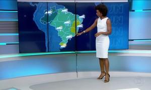 Veja a previsão do tempo para sexta-feira (24) nas capitais