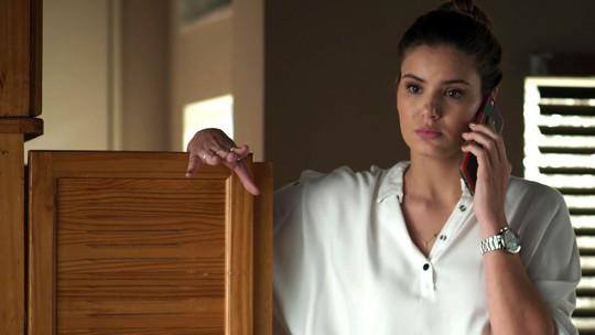 Luíza manda a real para Pedrinho: 'A vida que a gente levava antes acabou!'
