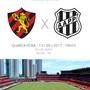 FICHA dos jogos Sulamericana Sport x Ponte Preta