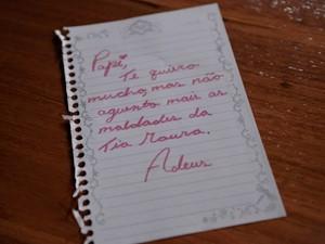 Que peninha da Tita! (Foto: Felipe Monteiro / TV Globo)