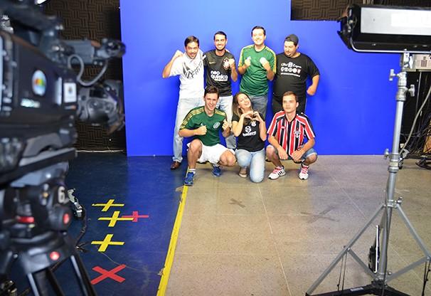 Torcedores do Oeste Paulista estão na seleção da TV Fronteira (Foto: Marketing / TV Fronteira)