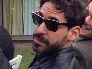 Esteban Cuevas (Foto: arquivo pessoal)