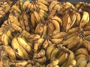 Banana (Foto: Reprodução/TV Globo)