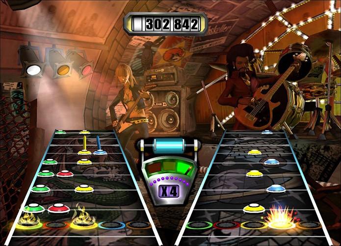 Guitar Hero (Foto: Divulgação)