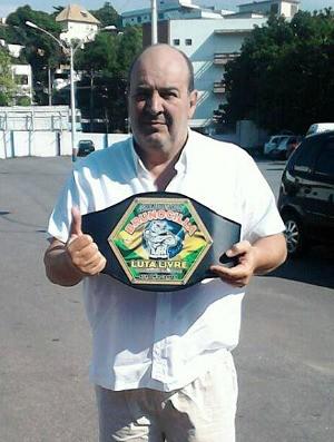 Mestre Brunocilla de luta llivre (Foto: Divulgação)