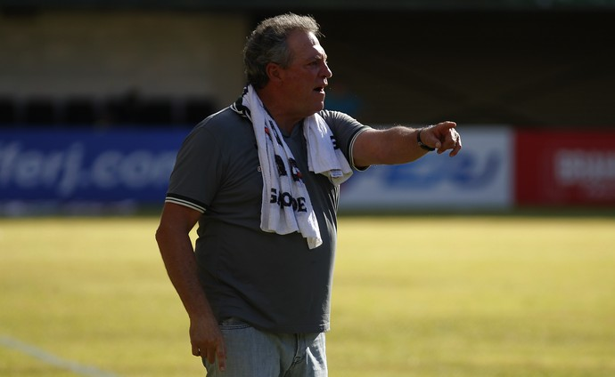 Abel Braga Fluminense x Bangu (Foto: Nelson Perez/Fluminense FC)