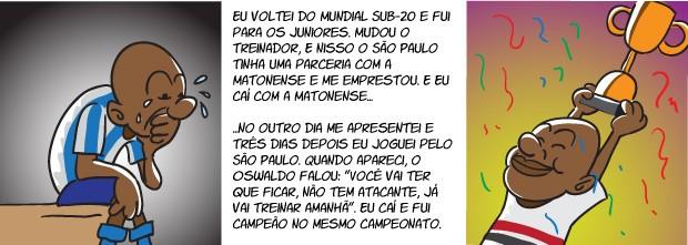 HQ historinhas Oliveira 02 - corrigida (Foto: arte esporte / cláudio roberto)