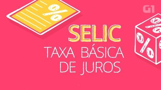 VÍDEO: O que é a Selic? Por que ela é chamada de taxa básica?