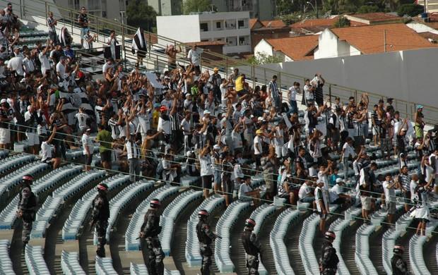 torcida, asa, estádio amigão (Foto: Phelipe Caldas / Globoesporte.com/pb)