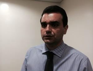 Advogado do América-MG, Henrique Saliba (Foto: Maurício Paulucci)