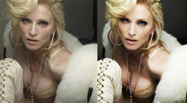 Madonna (Foto: Reprodução)