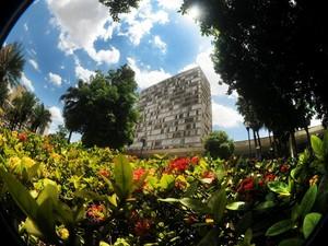 A sede da Prefeitura Municipal de Campinas (Foto: Carlos Bassan / Prefeitura de Campinas)