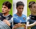 Botafogo afasta Igor Rabello, Zen e Andreazzi para serem emprestados