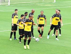 treino Atlético-mg (Foto: Léo Simonini)