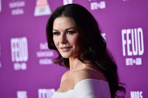 A atriz Catherine Zeta-Jones (Foto: Getty Images)